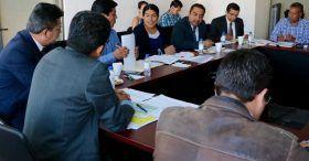 Encabeza Eufrosina Cruz Segunda Reunión Ordinaria de la Comisión Permanente de Estudios Constitucionales