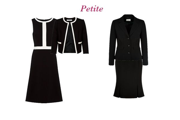 Capsule wardrobe suits for business for petite women http://ht.ly/JdNfh