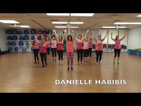 Bella - Maitre Gims - Zumba - Choreo by Danielle's Habibis - YouTube