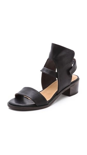 Great looking Coclico Shoes Tyrion Low Heel Sandals. 30% off at shop bop. Comfortable and easy to wear.
