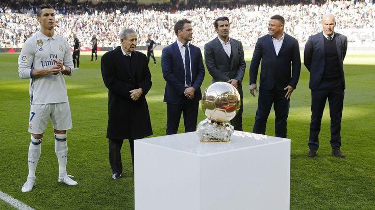 Real Madrid's Cristiano Ronaldo can win Ballon d'Or again - Raymond Kopa