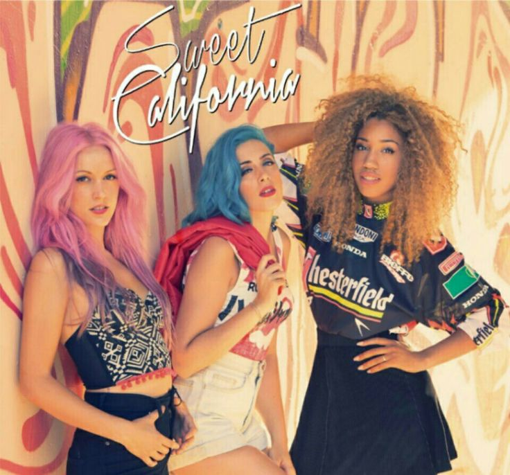 Sweet California :)