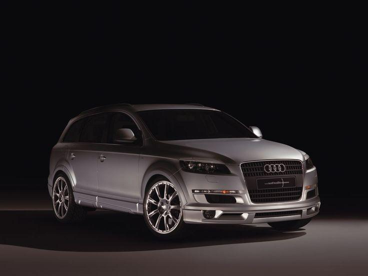 Audi Nothelle Q7 2006.
