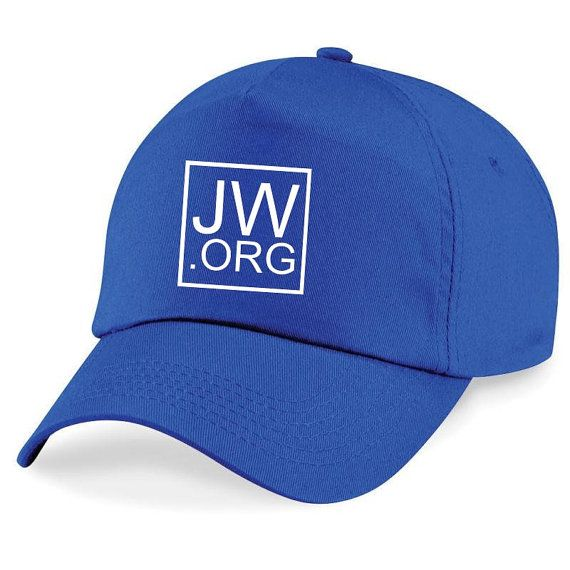 Jw.org Baseball cap. Jehovah Witness gift. by Brooklyntees68