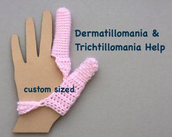 Anxiety  Skin Picking  Dermatillomania  Thumb by ThumbSnuggler