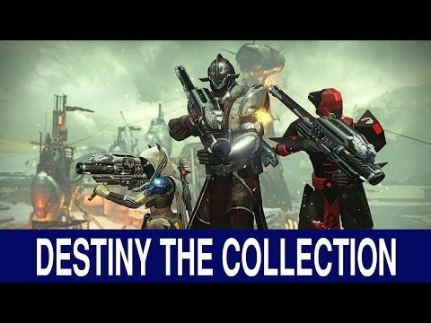 DESTINY THE COLLECTION GAMEPLAY