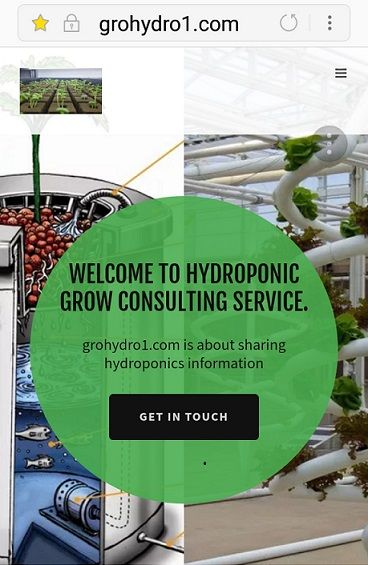 There Is A New Page In The Blog About Setting Up A Basic Flood And Drain Table Stop In To Sign Up For An Ebook On Hydroponic Growing Coming Planters Hydro