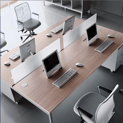 Love this style of desk.  Would probably want one that is for one person, but…