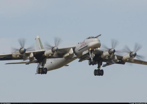 Today, at 12:06 a.m., Tu-95MS bombers fired cruise missiles at objects of international terrorist groupings in Syria – Video | Thai Military and Asian Region