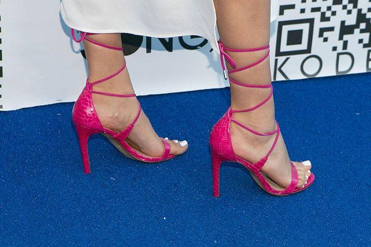 Chantel Jeffries's Feet << wikiFeet