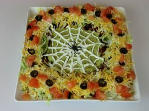 This page contains Halloween dip recipes. Make a spooky fun dip for the holiday.