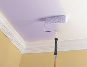 Paint Ceiling Color Tips | Painting Ceilings
