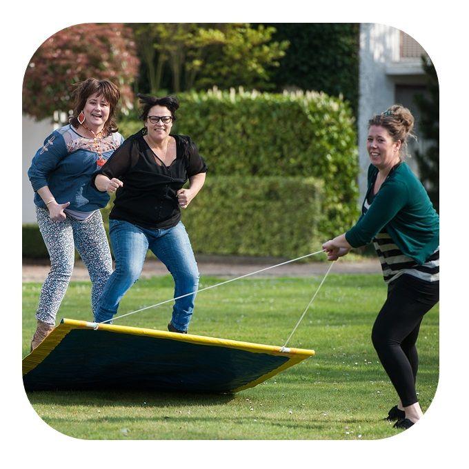Zeskampspelen - Vliegend tapijt huren? Ga naar jongnl.nl