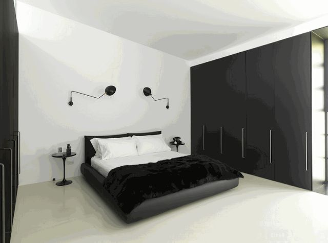 Спальня в стиле минимализм: если вы сторонник практичной мебели и сдержанной обстановки