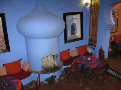 Restaurante recomendado. La Lampe Magique