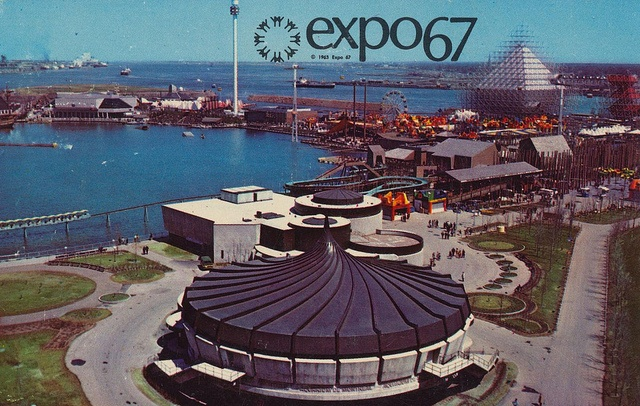 Alcan Pavilion - Expo '67 by What Makes The Pie Shops Tick?, via Flickr