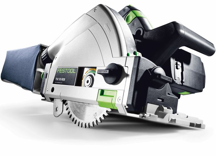 The New Cordless TSC 55 plunge cut saw by Festool - Grand Banks Building Products