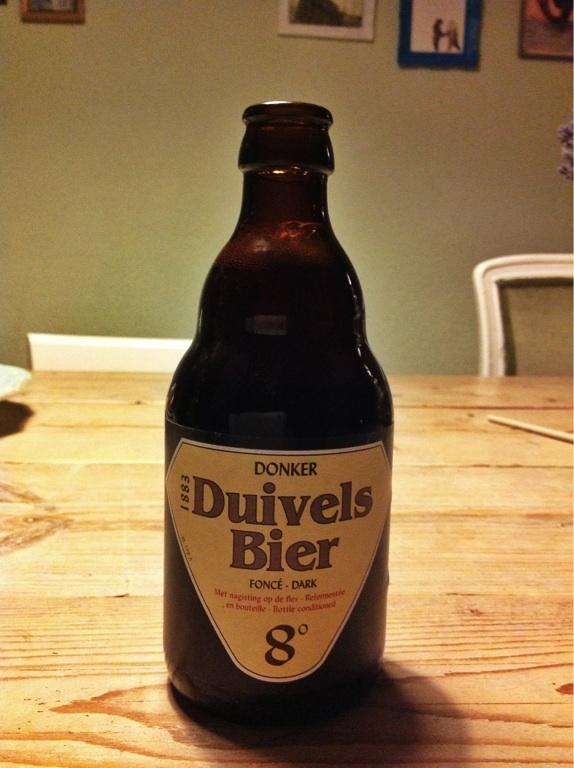 Donker Duivels Bier (8%)