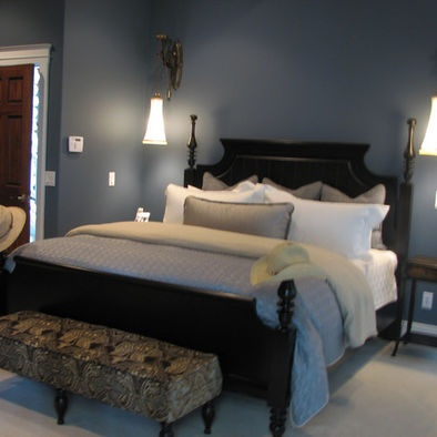 17 Best Images About Guest Bedroom Blue Gray And Black