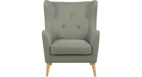 A Scandinavian classic, the Kamma chair exudes Danish design. Elegantly presented with slim arms and wooden legs, the high buttoned back gives an element of class with the comfort to match. Available in a choice of two fabric colours, the Kamma chair will complement any home and decor. - See more at: http://danskemobler.co.nz/product/1928-Kamma-Occasional-Chair#sthash.cXpIrfI0.dpuf