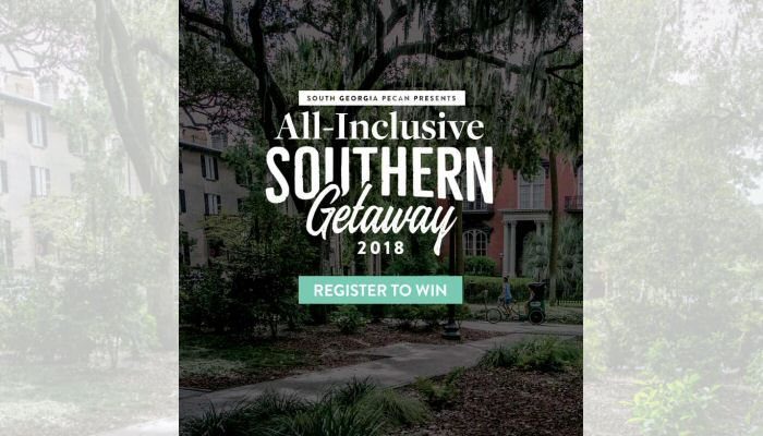 End Date: 01/31/2018; Eligibility: US Enter this #giveaway to #win an all-inclusive 3-night stay in historic Savannah, Georgia.