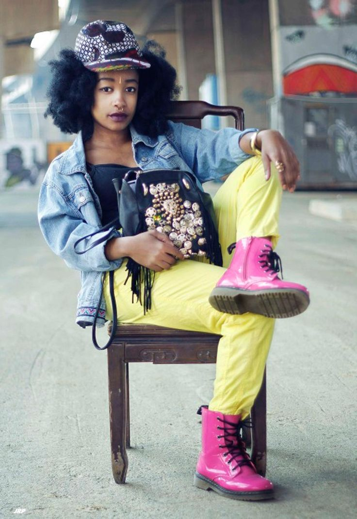 Jozi Style Diaries by Jeff Rikhotso and Bob the stylist - South African Fashion.