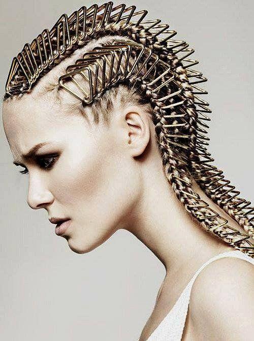avant garde hair