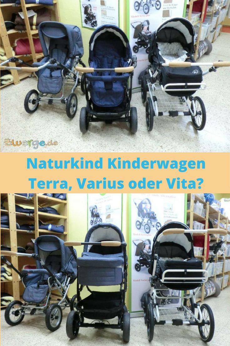 Der Naturkind Kinderwagen Varius Pro ist einer der 3 Naturkind Modelle. Wir zeigen Euch, wie er sich vom Kinderwagen Vita und Terra unterscheidet und was sie gemeinsam haben.