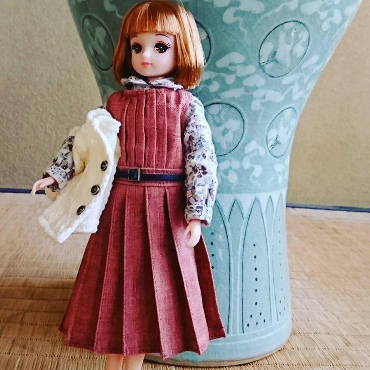ミシンから離れてちょっと休憩 和室にてゴロン あぁ床の間の掃除しなくては  #blythe#blythedoll#outfit #handmade clothes #starwars#stormtrooper#starwars plasticmodel#legostarwars#collections #ブライス#カスタムブライス#リカちゃん#リカちゃんキャッスル#きらちゃん#アウトフィット#ハンドメイド#スターウォーズ#プラモデル#レゴスターウォーズ#ストームトルーパー#フィギュア#