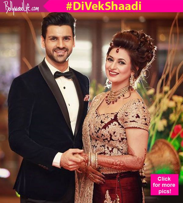 Divyanka Tripathi Wedding: The couple look simply STUNNING in these reception pictures!