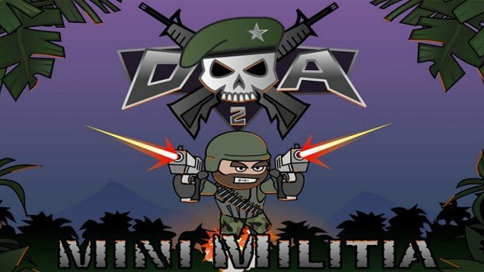 Download Doodle Army 2 Mini Militia Mod Pro Pack Apk V 4 2 8