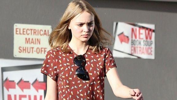 Дочь Джонни Деппа дебютирует в кино