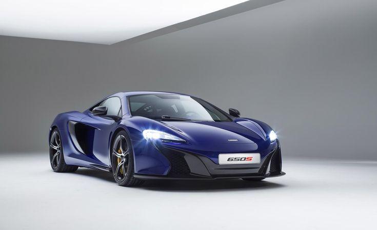 McLaren 650S: 2014 Geneva Motor Show Preview