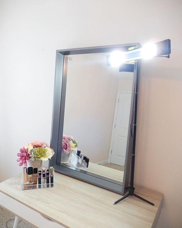 Websta Luxmakeuplight Adjule Portable Task Lighting Vanity Table Lamp