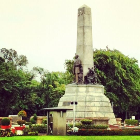 Rizal Park in Maynila, City of Manila