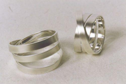 Jewellerydesign Marie-Bénédicte - Juweelontwerpster en goudsmid - Trouwringen en verlovingsringen