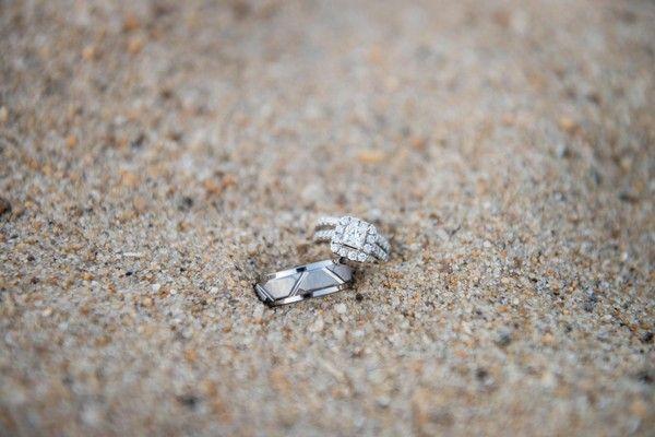 cool Bague de fiançailles 2017 - Mariage nautique de la Caroline du Nord