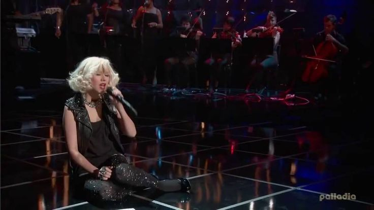 Christina Aguilera   You Lost Me Live at VH1 Storytellers 2010
