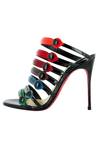 Christian Louboutin - Women's Shoes - 2011 Spring-Summer