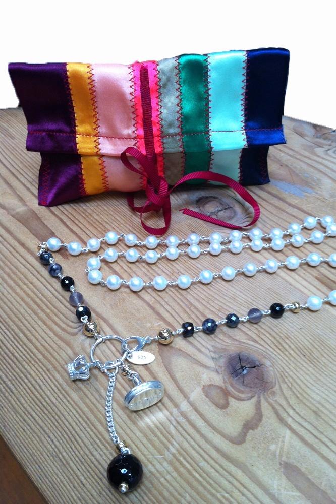 Rosalina necklace from Fiorina: stunning!