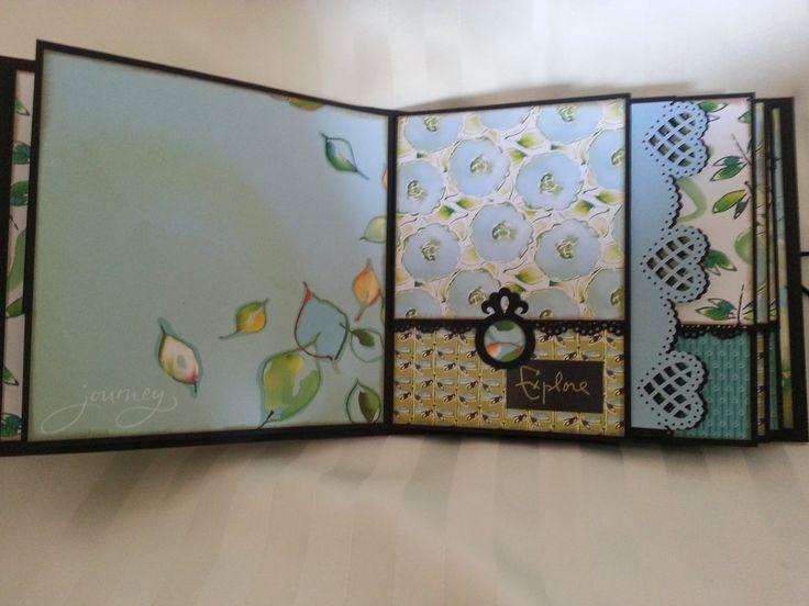 7 x 7 Kathy Davis 'Journeys' mini album