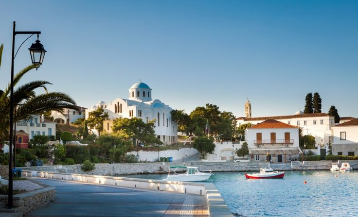 Luxury Yacht Charter in Argo-Saronic islands, Greece.  The Greek Island has a lovely capital full of fine neoclassical buildings and narrow alleys where one can enjoy fresh fish and excellent appetizers in the taverns of the fish market, in the heart of the town.  More info: https://www.medwavescharters.com/Blog/luxury-yacht-charter-in-argo-saronic-islands-greece/