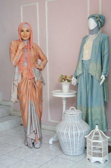 Design Busana Baju Muslim Untuk Ke Pesta Model Masa Kini