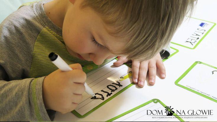 Przygotowanie do nauki pisania