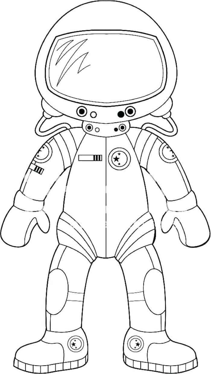 Astronaut Coloring Pages Printable Mermaid Coloring Pages Free