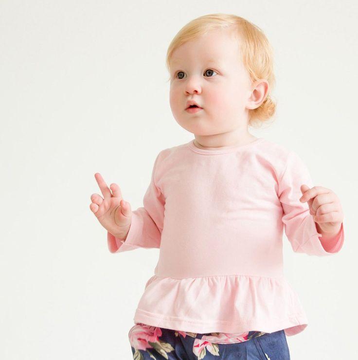 Linzi Rose Blush Pippa Top