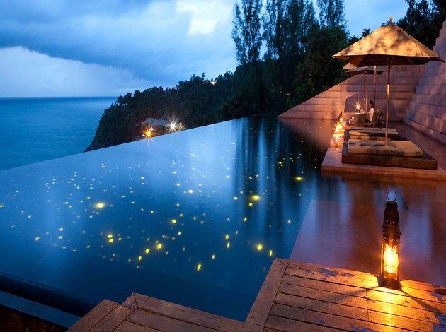 Fiber Optic Swimming Pool Lights Dream Pools Swimming Pool