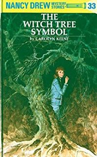http://catsreadmysteries.blogspot.ca/2017/04/kitkat-reads-witch-tree-symbol-nancy.html #Mystery #Cats versus Nancy Drew!  https://www.amazon.com/Nancy-Drew-33-Witch-Symbol-ebook/dp/B002CIY900?tag=dorishay-20