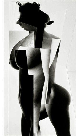 Photovollage 1996 frank Rheinboldt