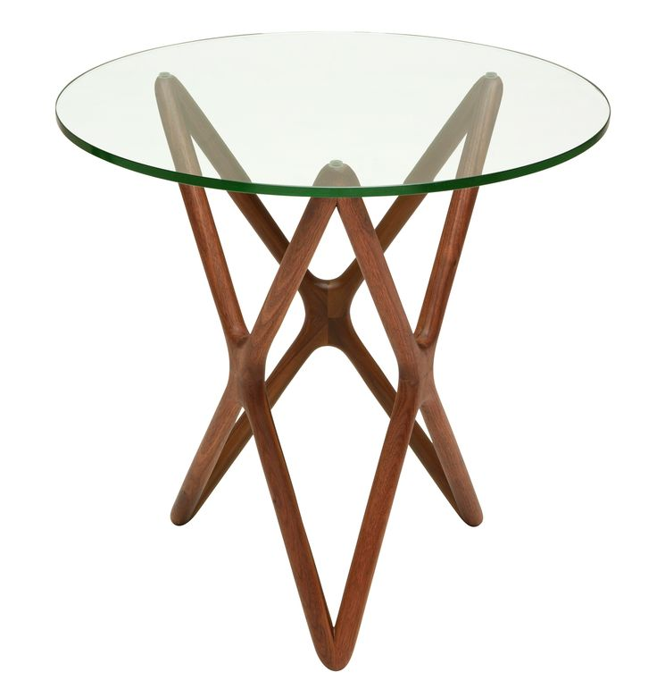 574 best side and accent tables images on pinterest for Glass top occasional tables